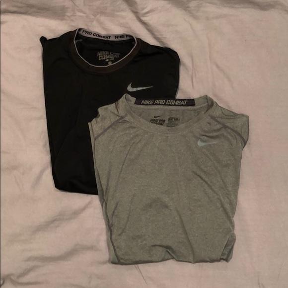 6bef017b ... pro combat Dri-fit shirts. Nike. M_5ce44335b3e9178055daab22.  M_5ce4434bafade8e2c9a25aa9. M_5ce44350bb22e356faacf345.  M_5ce443612e7c2f8a1433ac4f